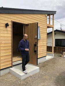 未来建築工房小屋