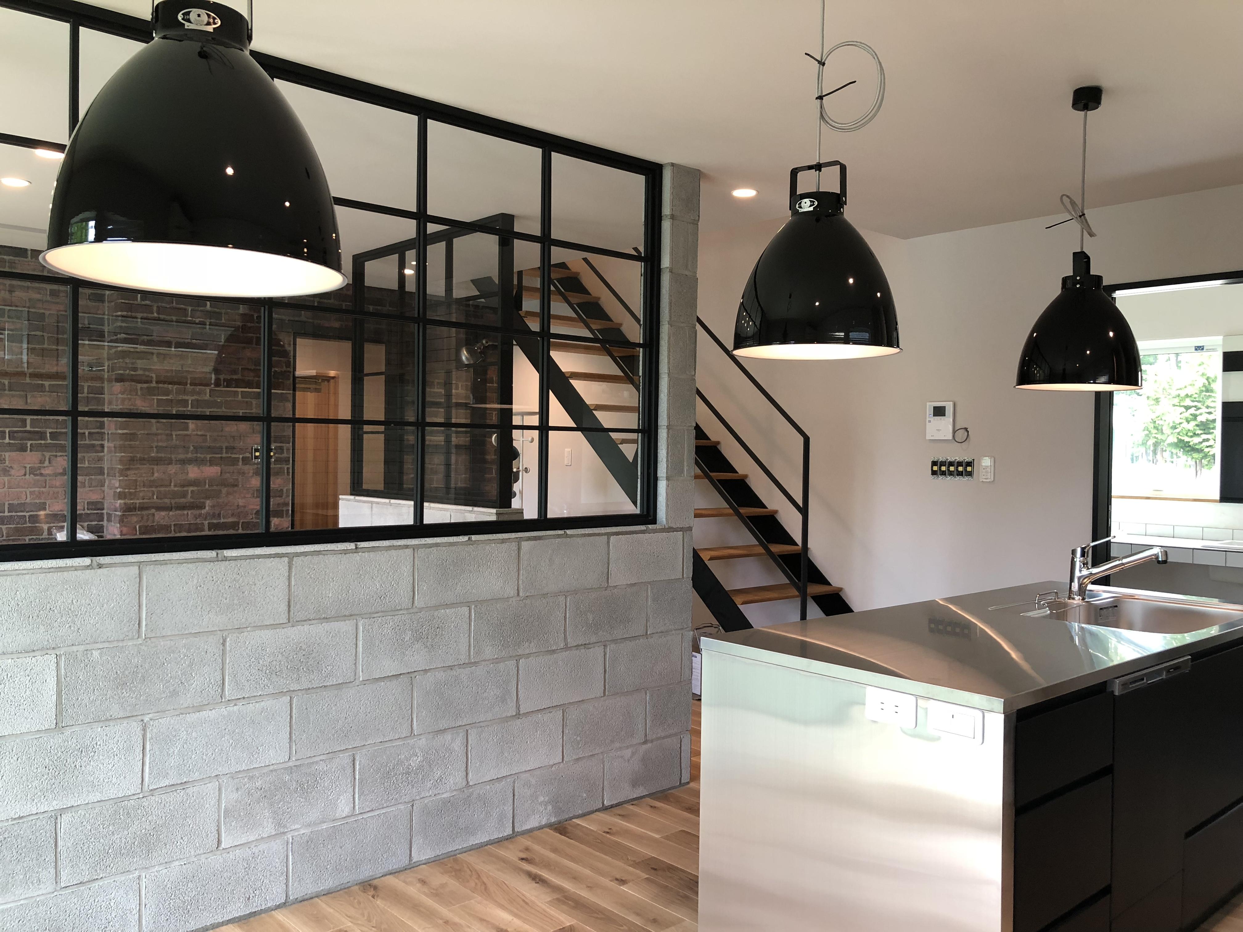 未来建築工房キッチン