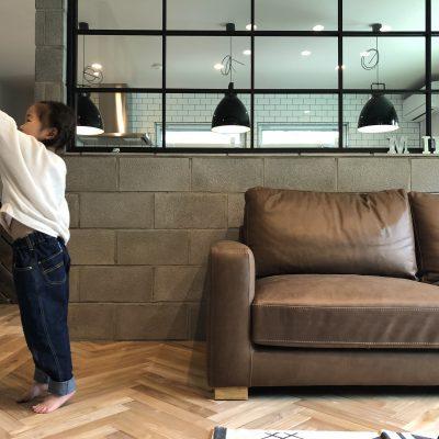 山梨県の工務店、未来建築工房とつくる注文住宅。|富士吉田市のブルックリンスタイルの家
