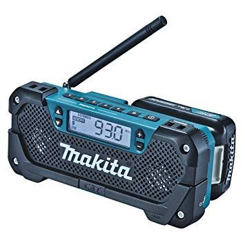 マキタ ラジオ コンパクト