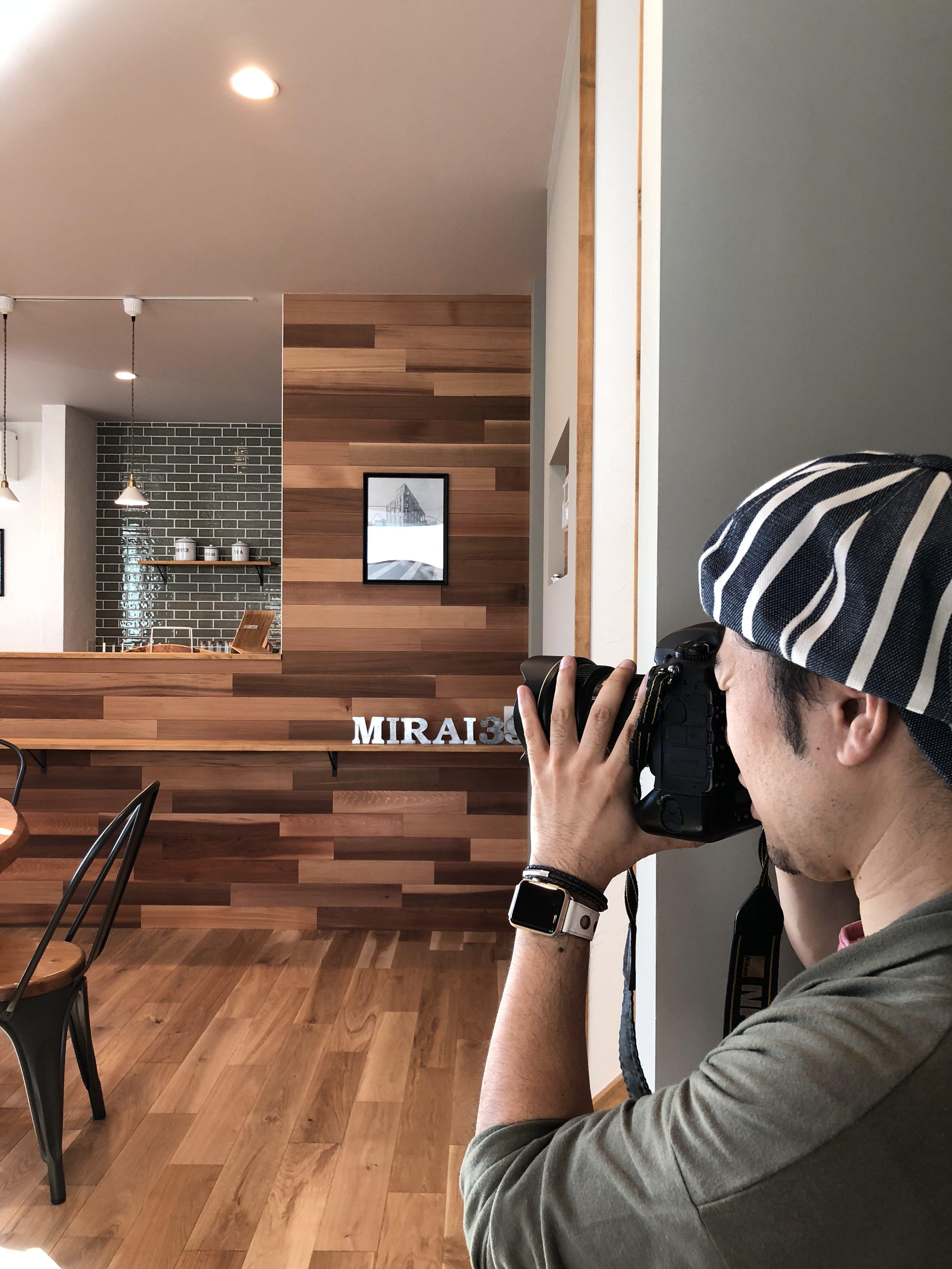 山梨県の工務店、未来建築工房とつくる注文住宅。|富士河口湖町の家、撮影。