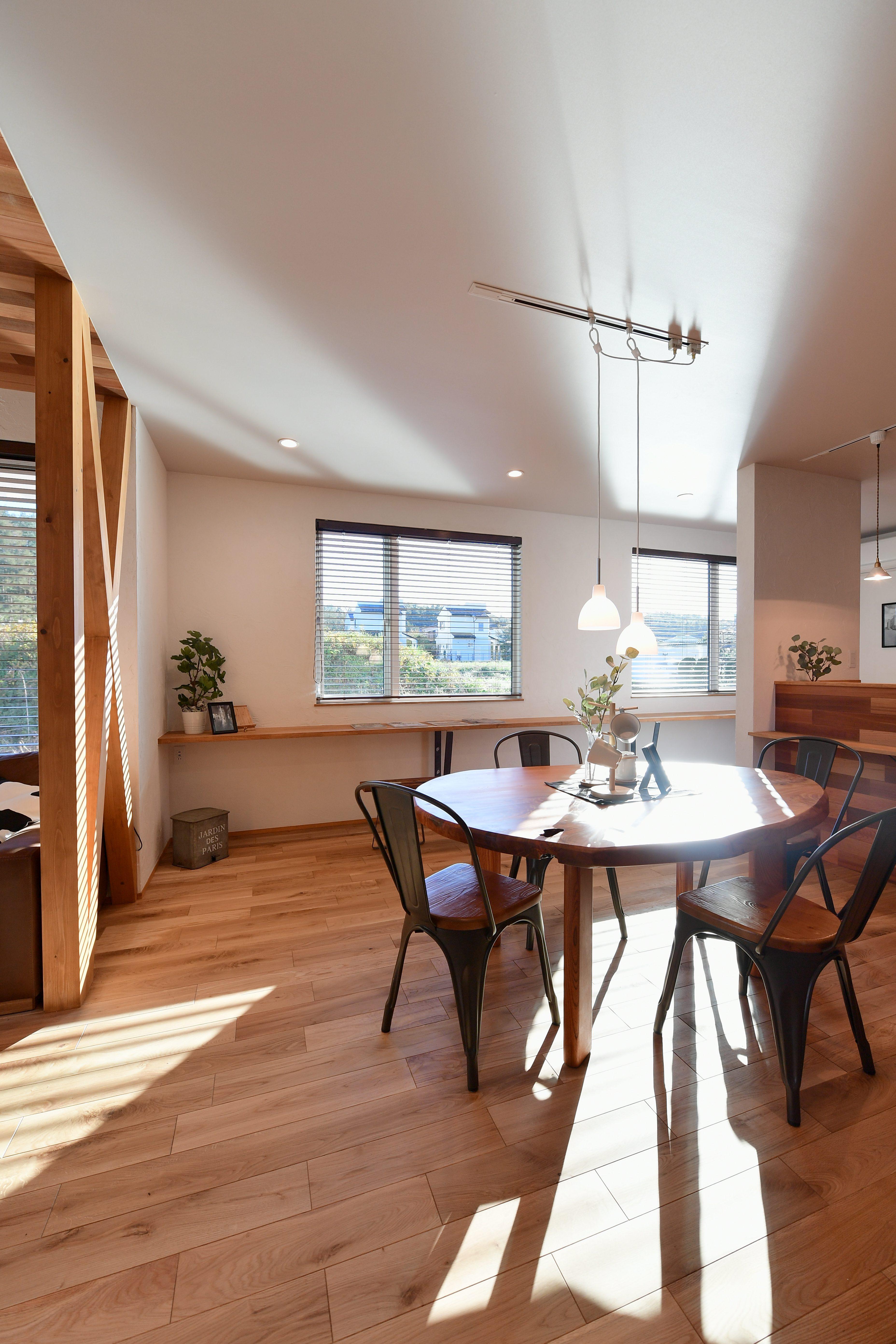 山梨県の工務店、未来建築工房とつくる注文住宅。|富士河口湖の家、お引き渡し。