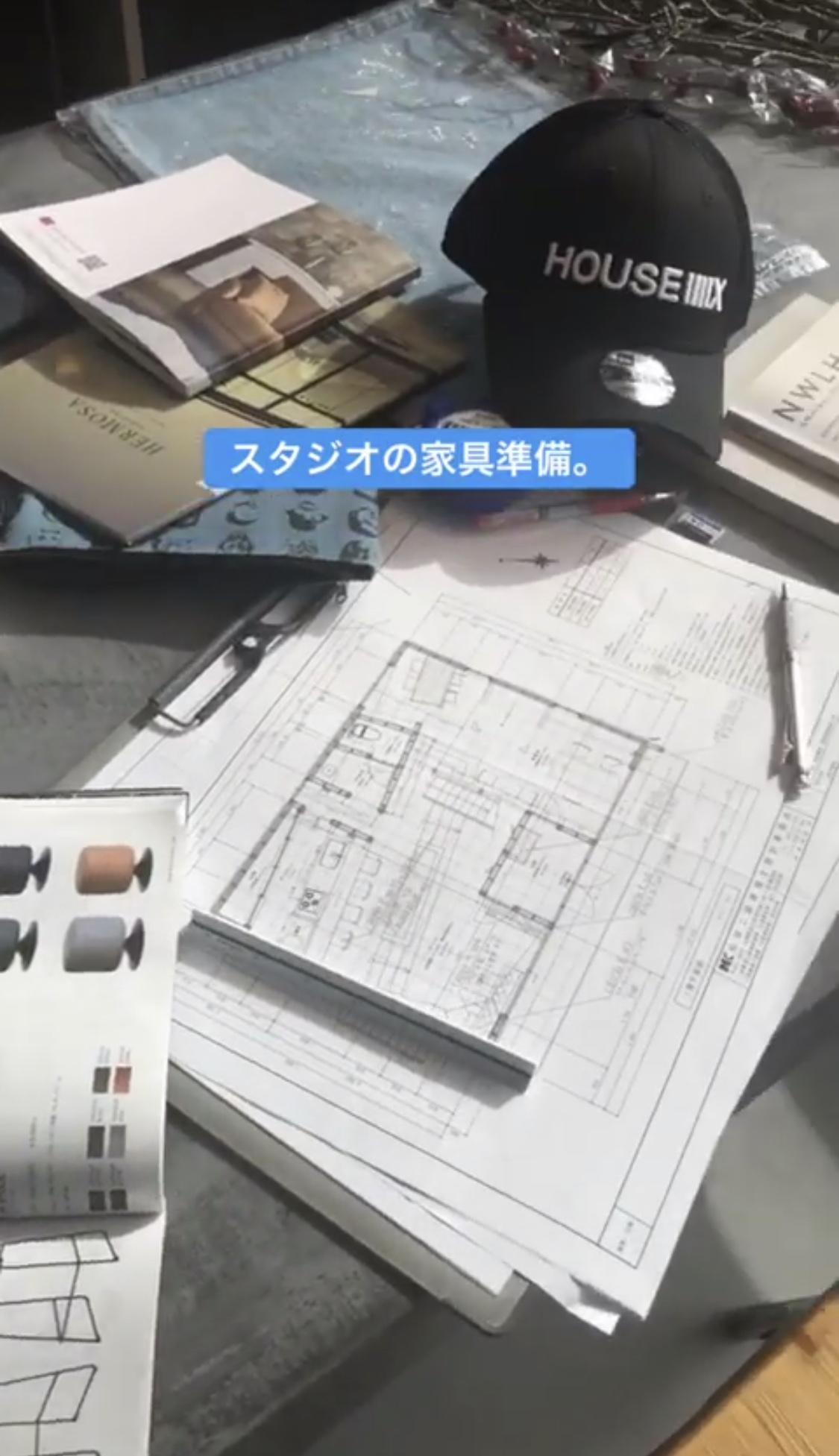山梨県の工務店、未来建築工房とつくる注文住宅。|スタジオオープン準備