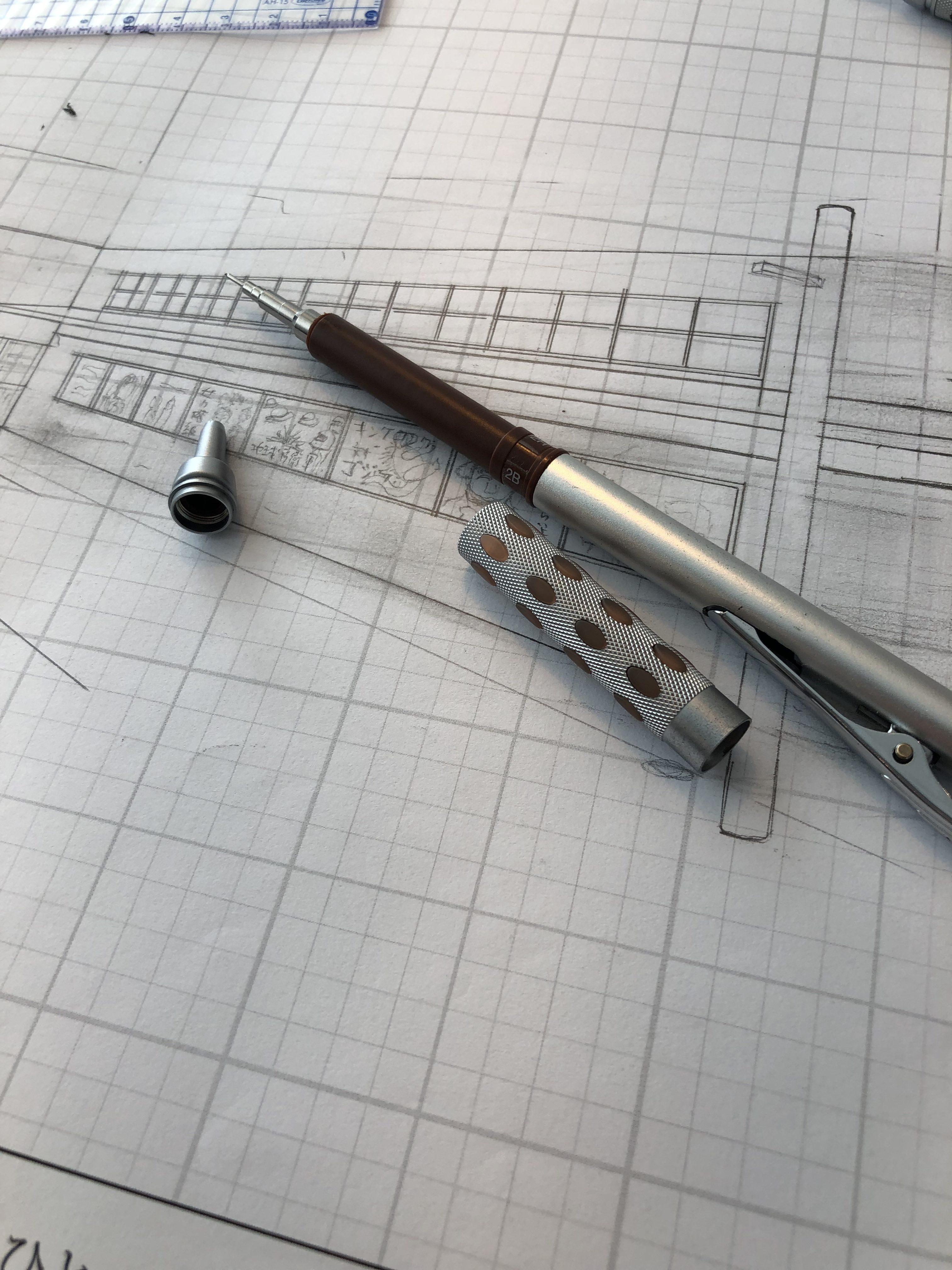 山梨県の工務店、未来建築工房とつくる注文住宅。|愛用のシャーペンが壊れた