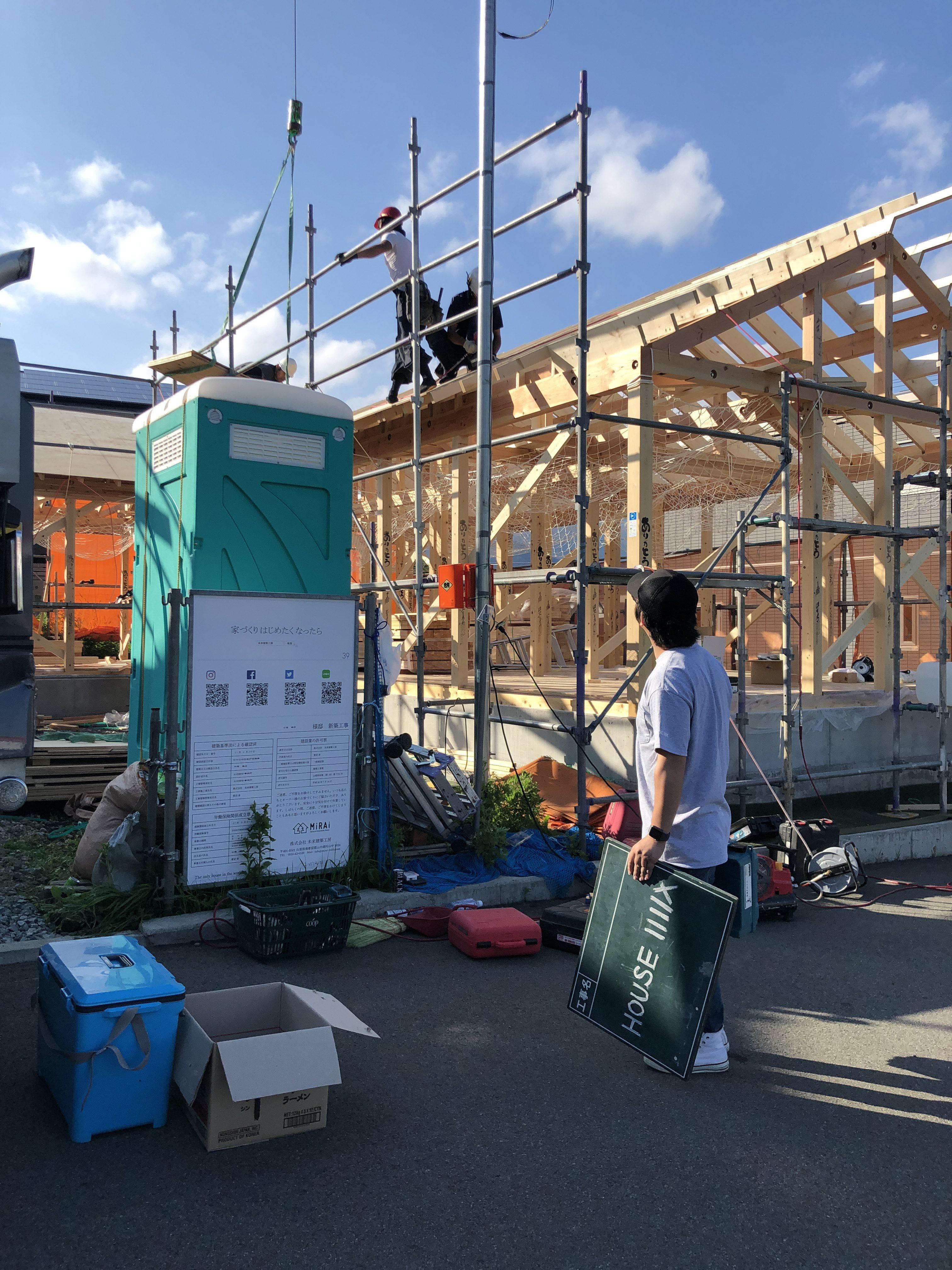 山梨県の工務店、未来建築工房とつくる注文住宅。|プロモーションビデオ撮影