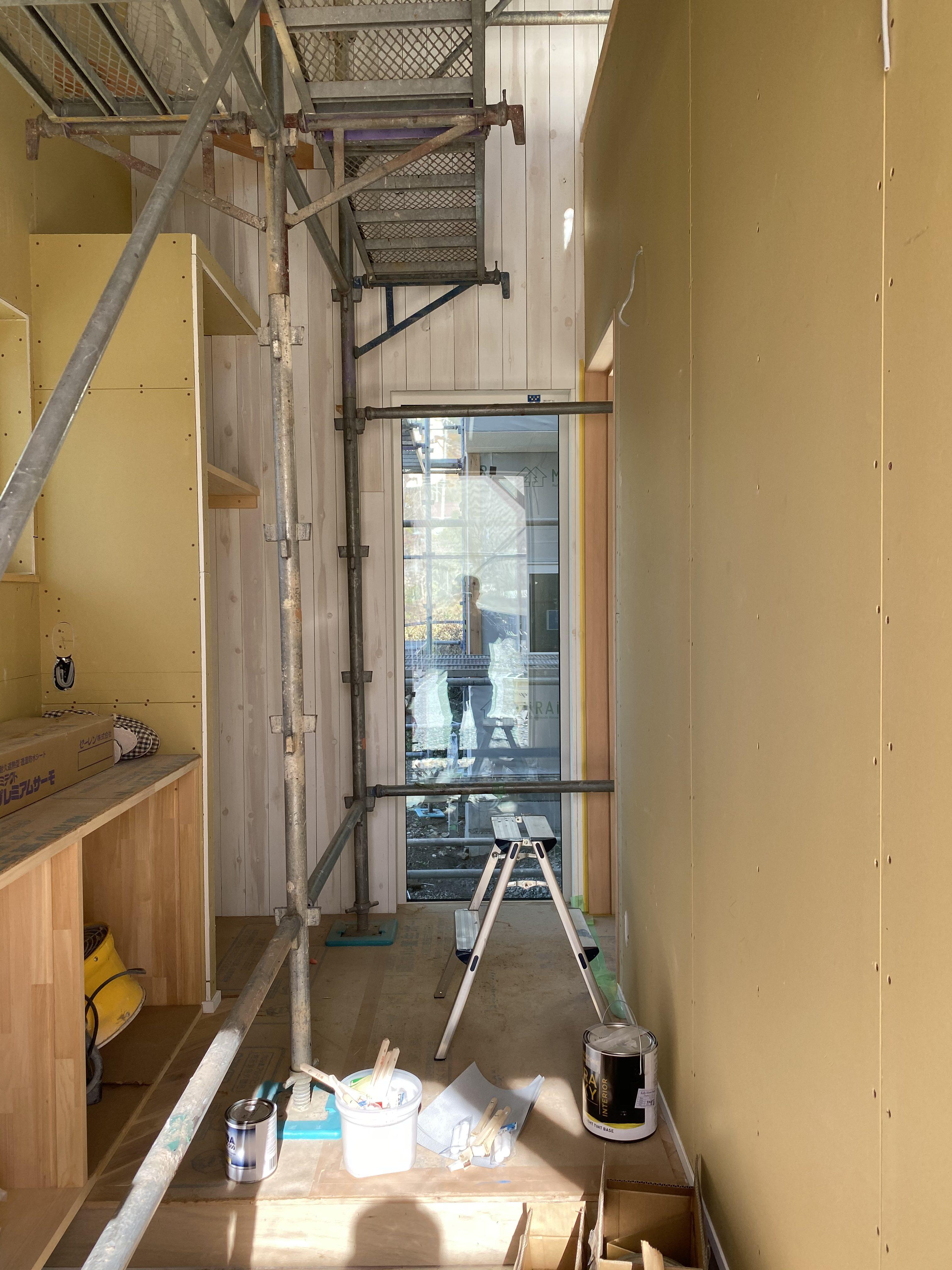 山梨県の工務店、未来建築工房とつくる注文住宅。|大月市のカリフォルニアスタイルの家
