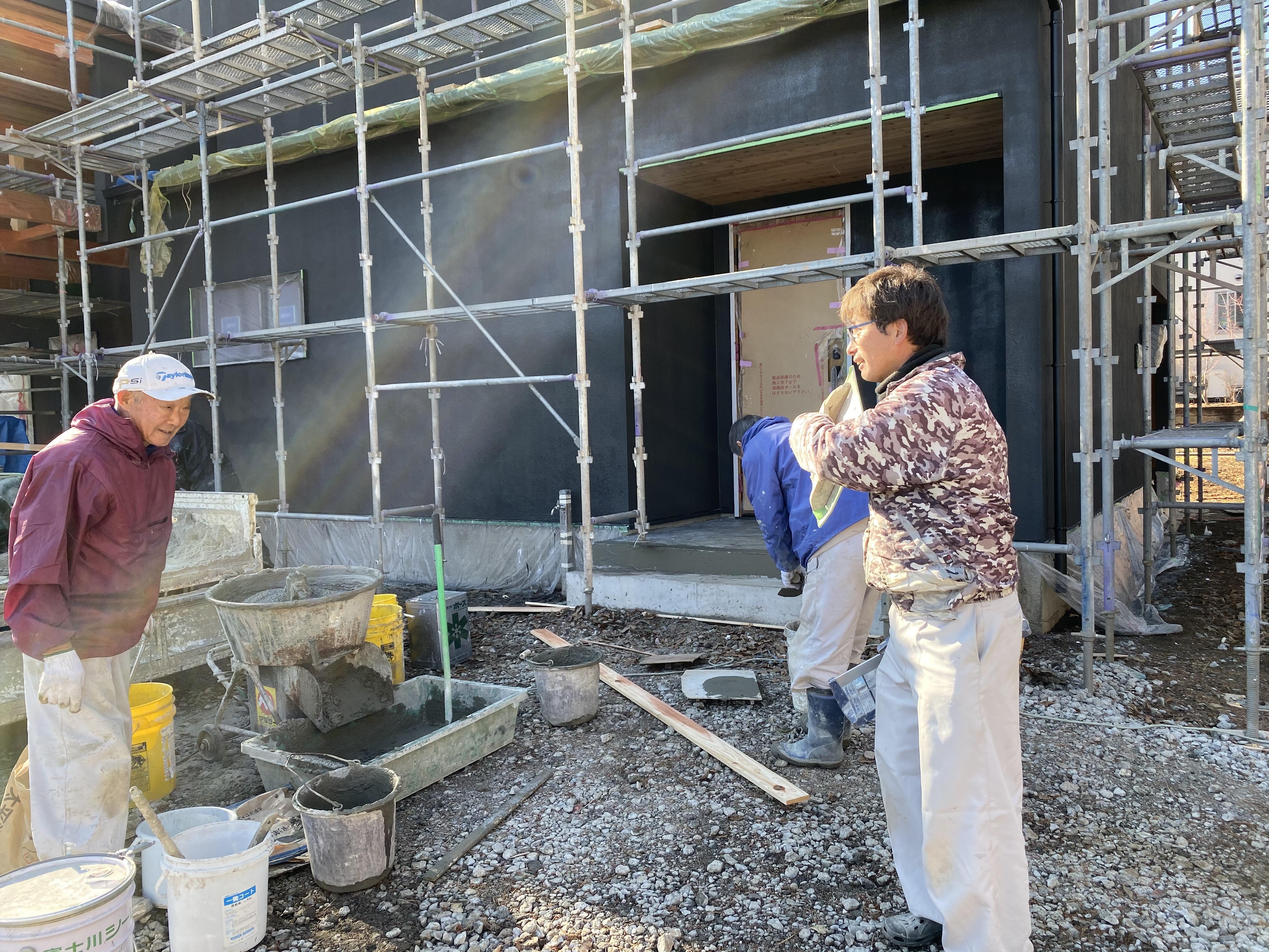 山梨県の工務店、未来建築工房とつくる注文住宅。|アメリカンヴィンテージスタイルの家