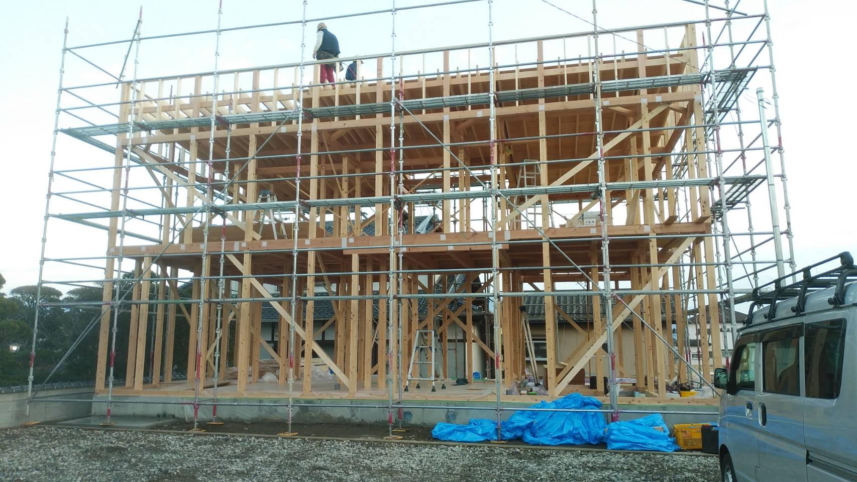 山梨県の工務店、未来建築工房とつくる注文住宅。|南アルプス市ブルックリンスタイルの家