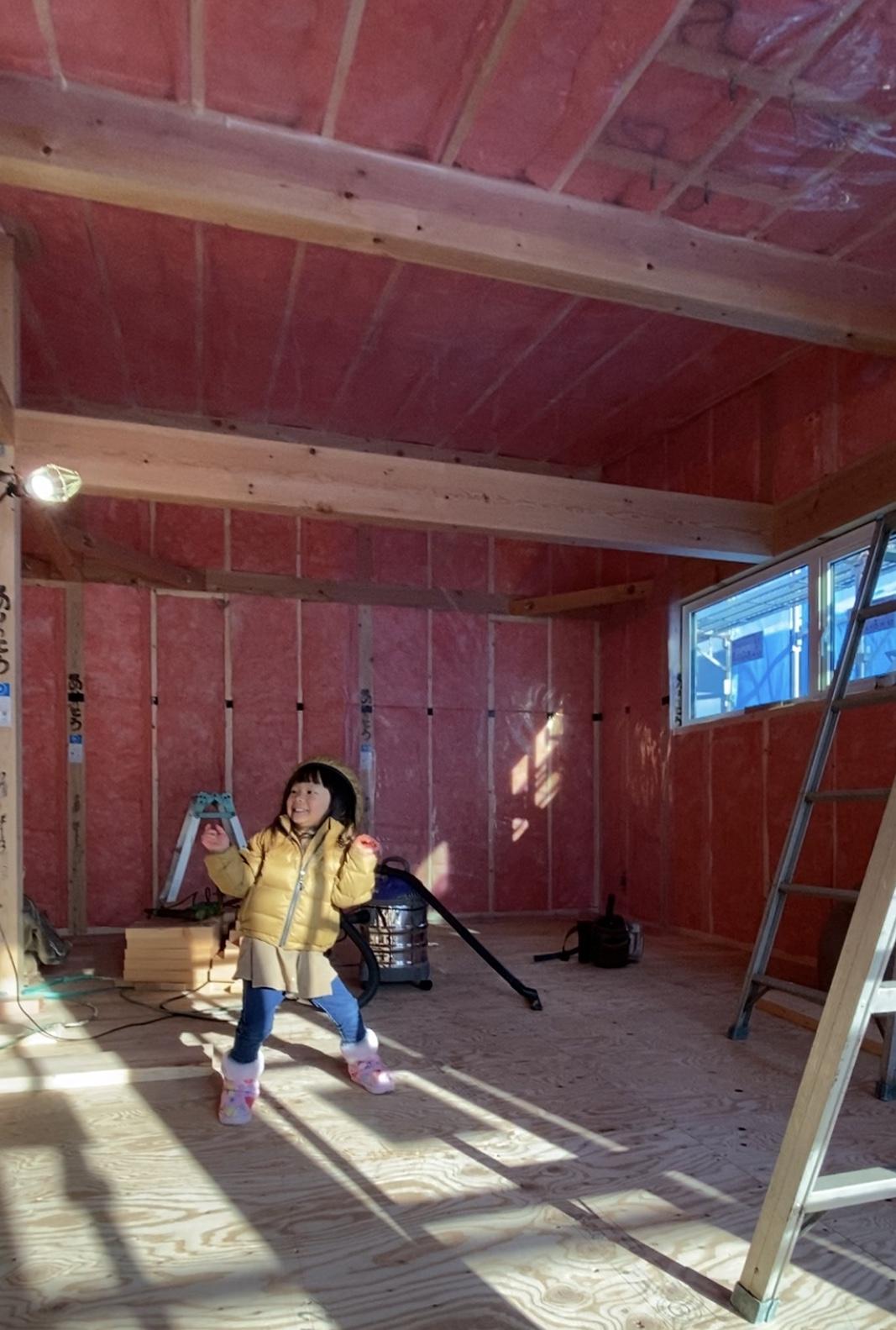山梨県の工務店、未来建築工房とつくる注文住宅。|正月休み