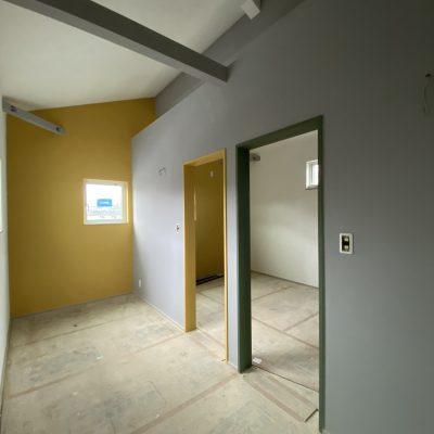 山梨県の工務店、未来建築工房とつくる注文住宅。|山梨県は山中湖村の二世帯住宅(注文住宅)