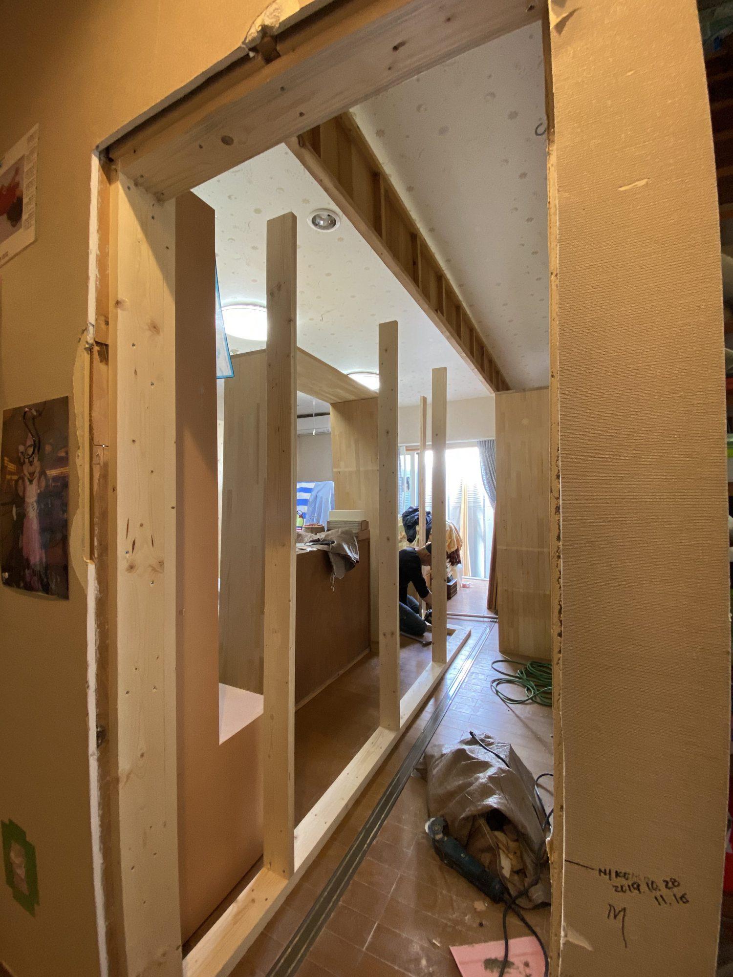 山梨県の工務店、未来建築工房とつくる注文住宅。|実家のプチリフォームで感じた必要な部屋の数。
