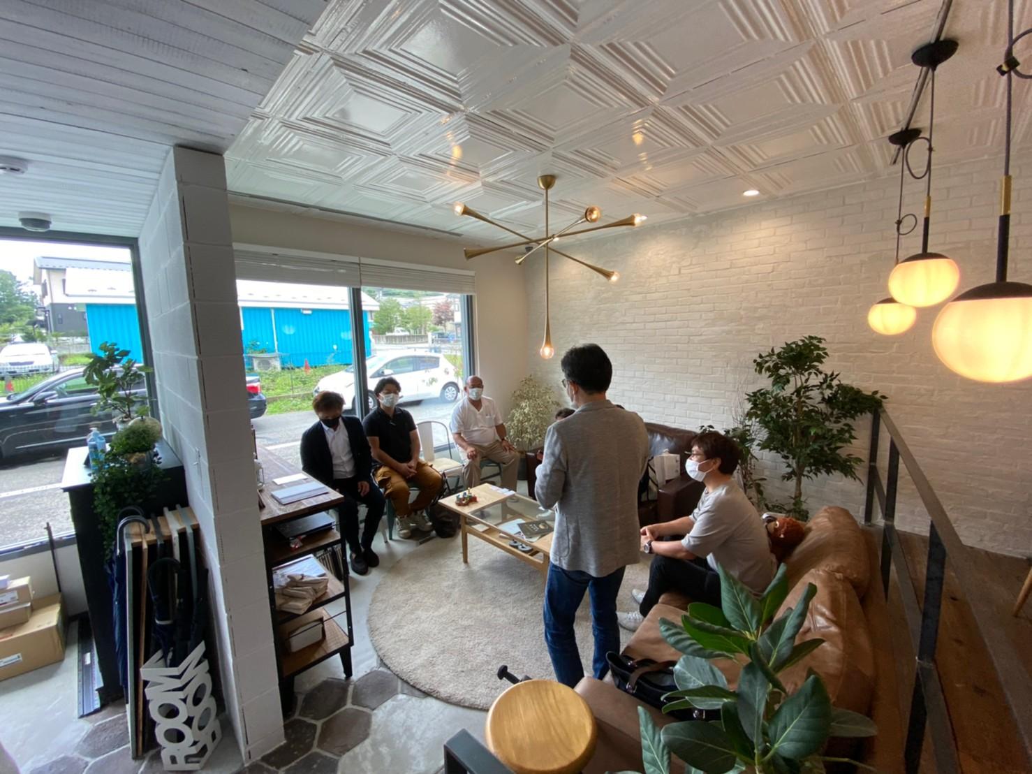 山梨県の工務店、未来建築工房とつくる注文住宅。|5社の工務店さんが未来建築工房に来たんだけどその理由は…?