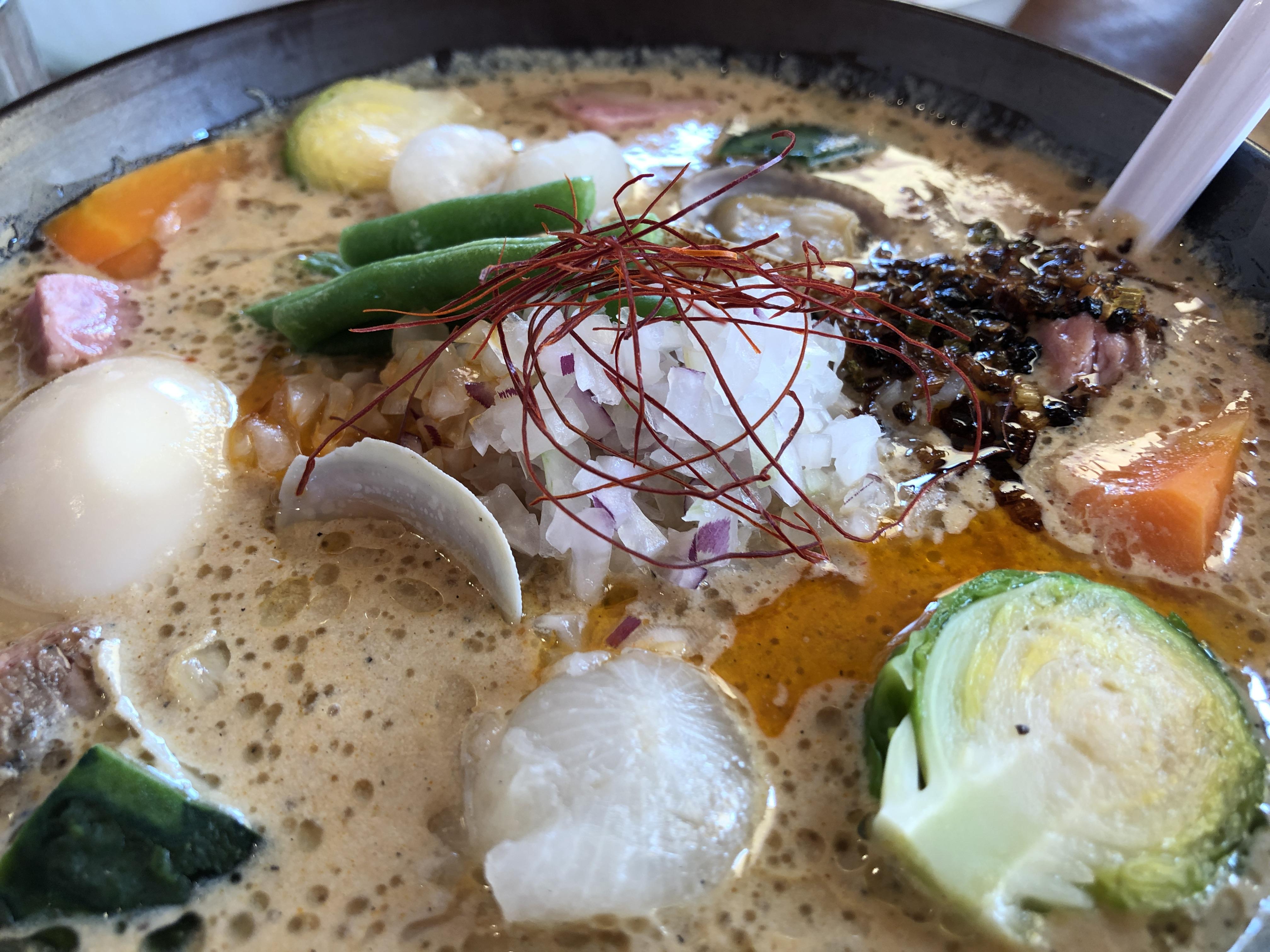 山梨の有名ラーメン店!湖麺屋 Reel Cafe@FUJIHOKUROKU