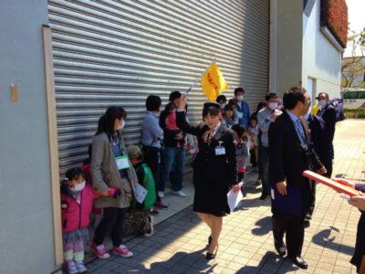 お台場耐震博覧会2012