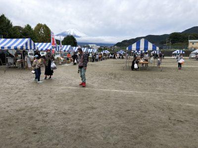 西桂町の第一回産業祭りに行ってきた!@FUJIHOKUROKU