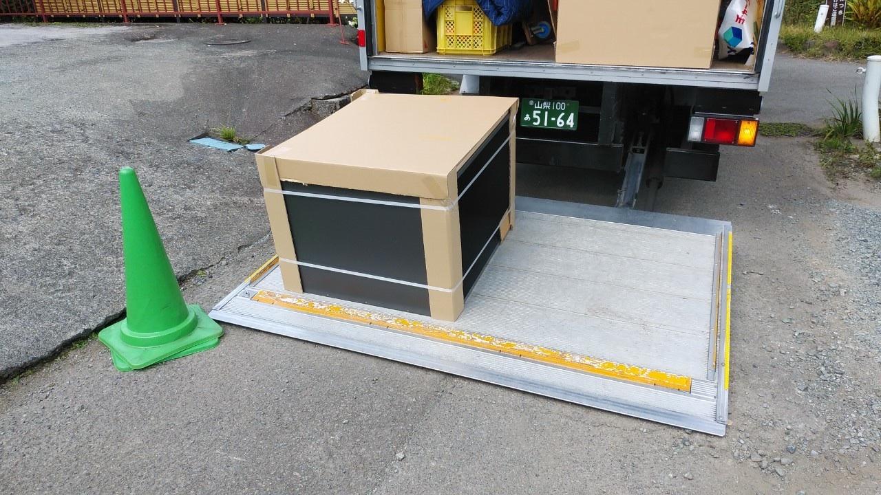 富士吉田市の男前ブルックリンスタイルに謎のボックス出現!?