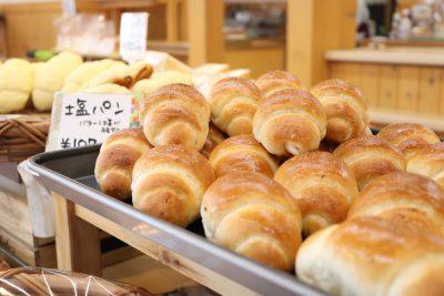 焼き立ての美味しいパンが味わえる木馬さん@FUJIHOKUROKU