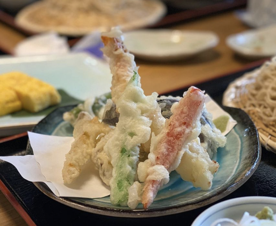 喉越し最高な山中湖で食べれるお蕎麦!やまさとさん@FUJIHOKUROKU